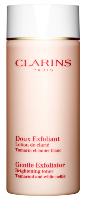 clarins gentle exfoliant
