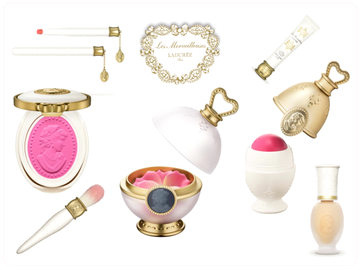 laduree makeup