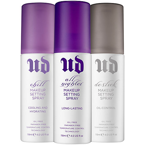 Urban Decay Setting Sprays