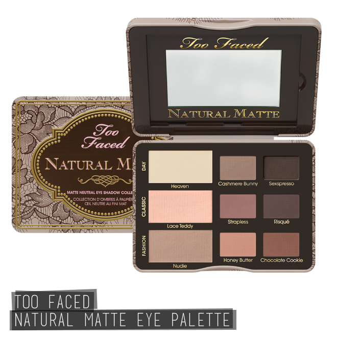 TOO FACED MATTE