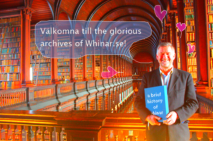 whinar archive